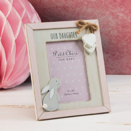 Petit Cheri - Our Daughter Picture Frame